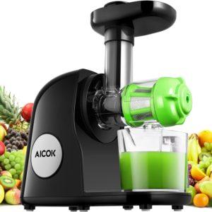 2016 Healthy Living Slow Juicer Natural Juice Extractor : Best Masticating Juicers 2018: 10 Best Juicers Reviews & Buying Guide