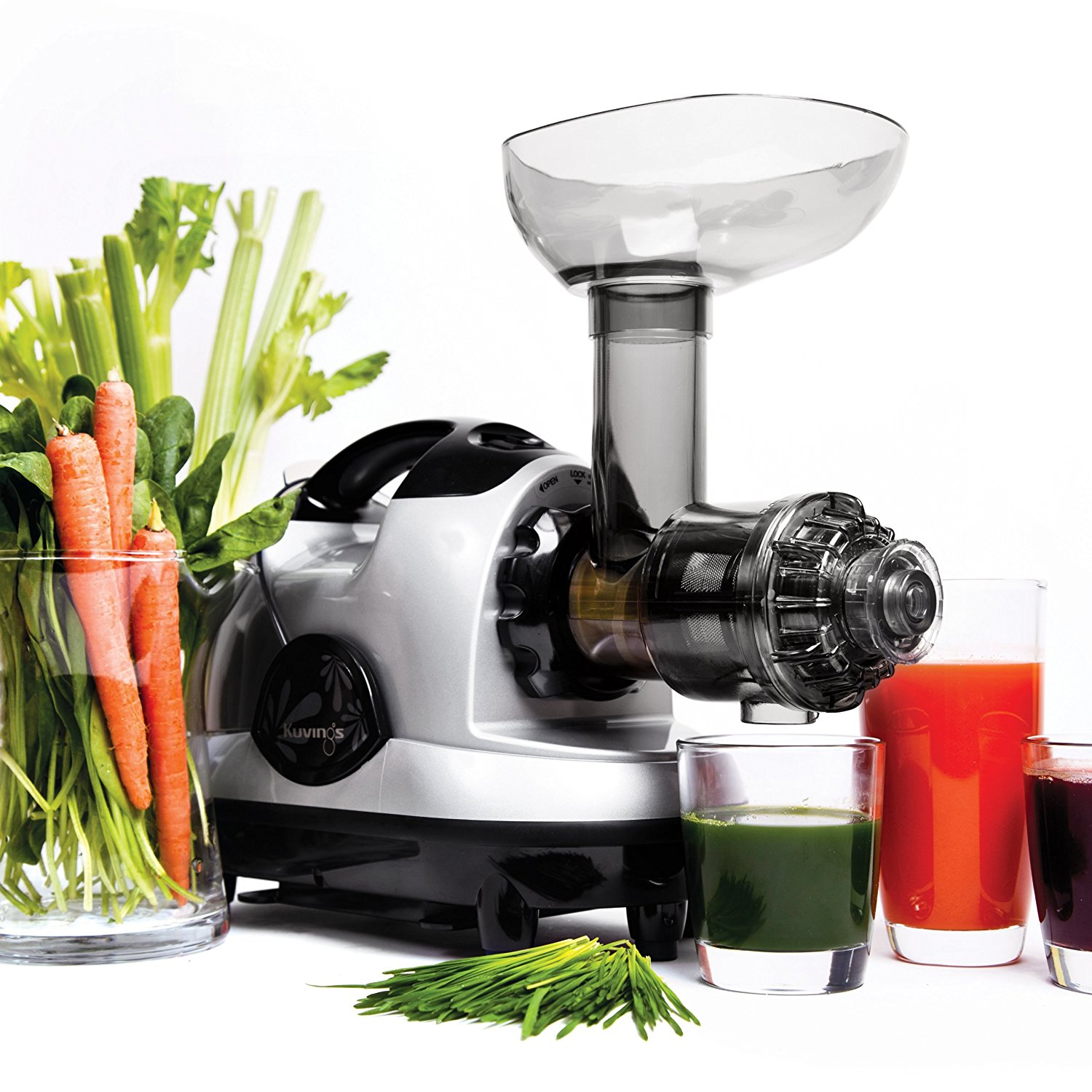 Slow Juicer Reviews 2018 : Best Masticating Juicer 2018: 10 Best Juicers Reviews & Buying Guide